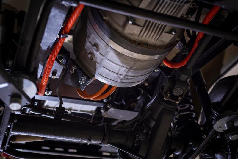 УАЗ Хантер станет электромобилем