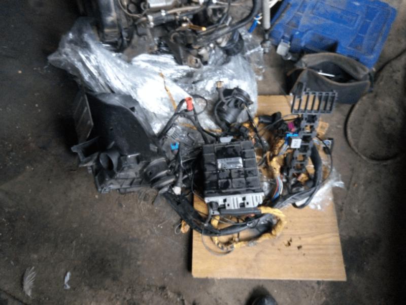 Установка дизельного двигателя 1.9 TDI на Ниву