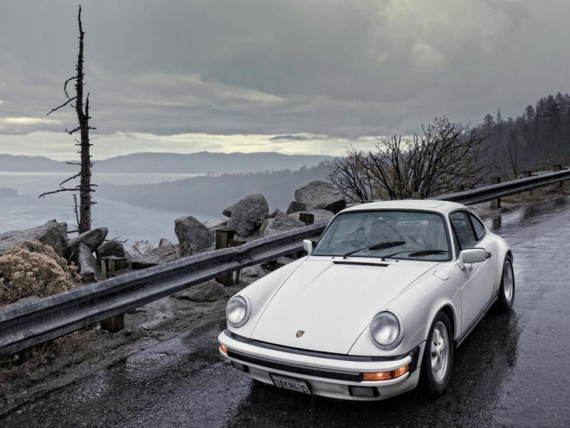 597 Jagdwagen: первый внедорожник Porsche