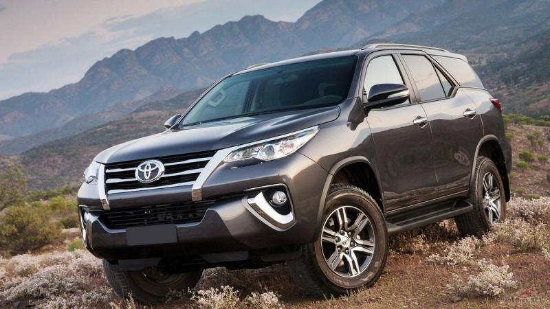 6 рамных японских внедорожников по цене Toyota RAV 4