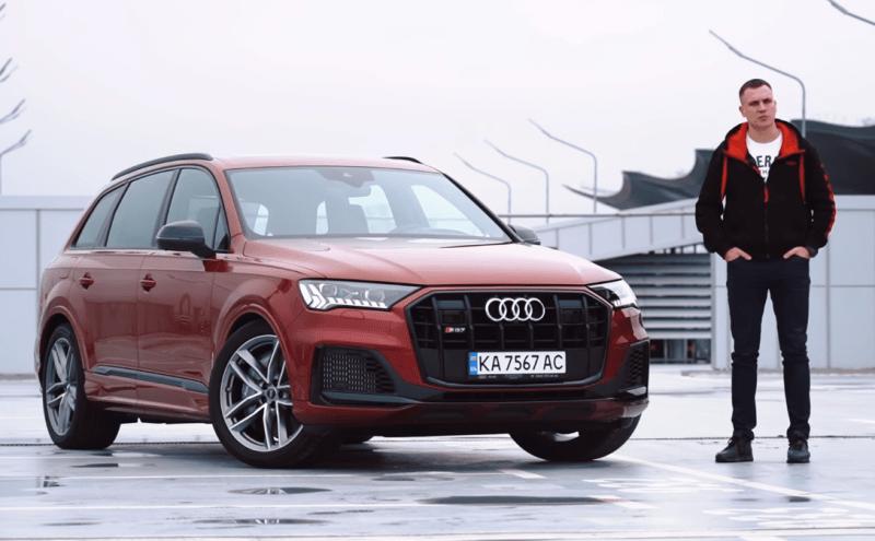 Audi SQ7 2020 сравнили с конкурентами. Результаты впечатляют!