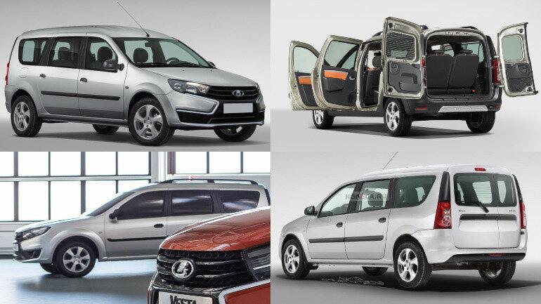 АвтоВАЗ представил 3 новинки, которые появятся в этом году.