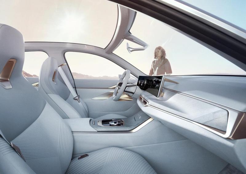 BMW i4 — новый взгляд на электрическое будущее марки