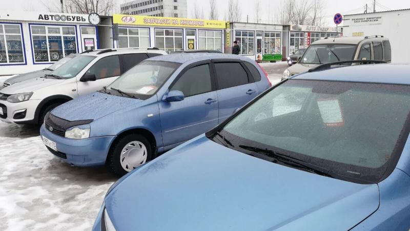 Чем сейчас торгуют на автомобильных рынках