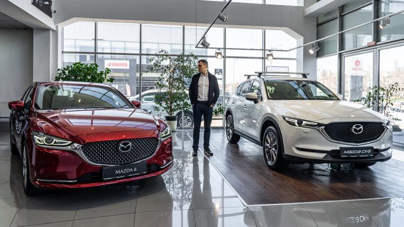 #ЧтоПочем: Минус 10% в долларах на все Mazda 2019!