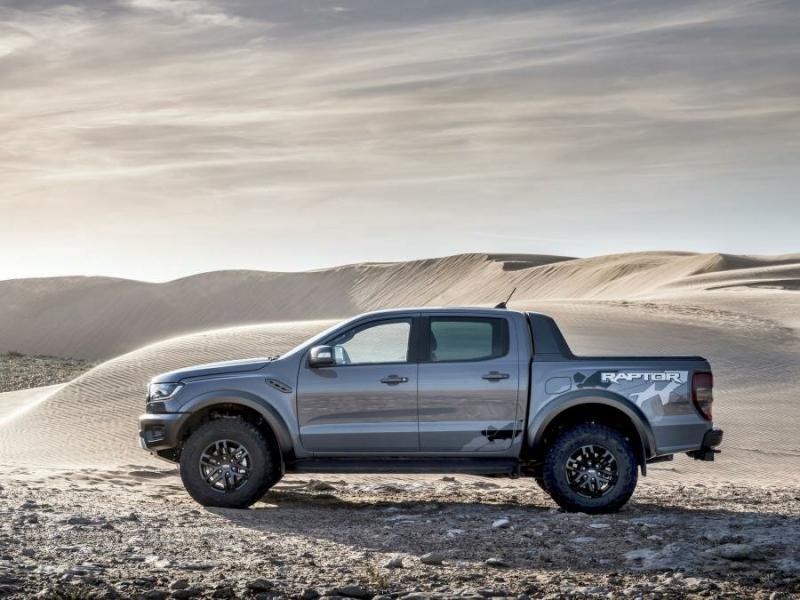 Ford Ranger Raptor 2020.           Обзор, характеристики большого пикапа.