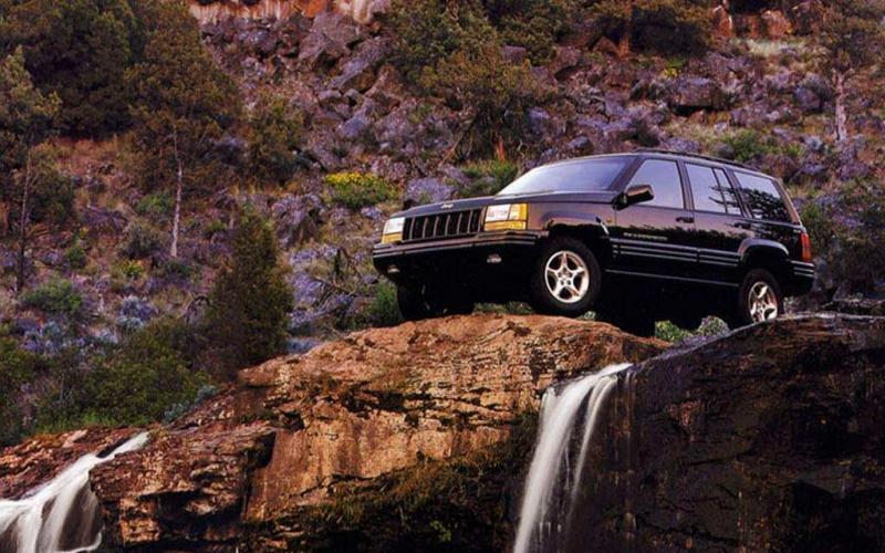 «Jeep Limited»: самый быстрый внедорожник 90-х