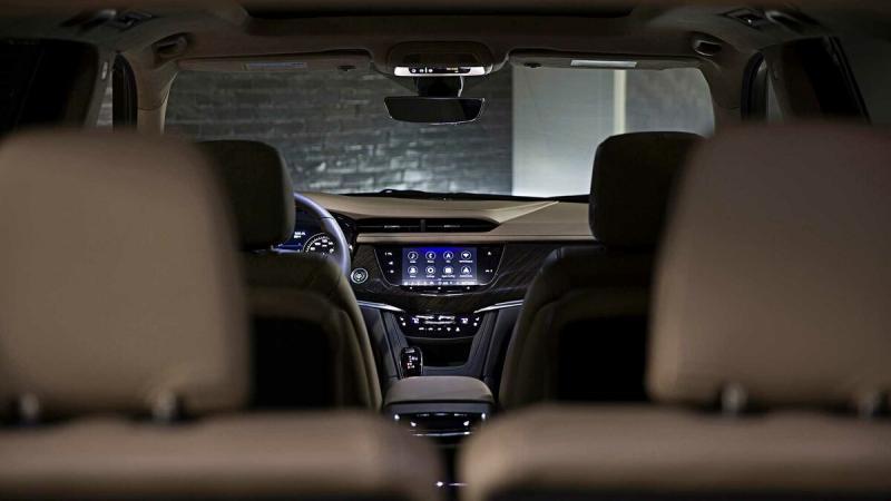 Кроссовер  Cadillac XT-6. Скоро в России. Обзор, комплектации.