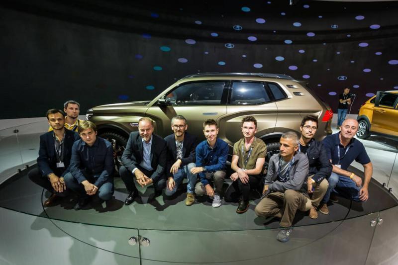 Lada Diploma - самый дерзкий внедорожник от Автоваз