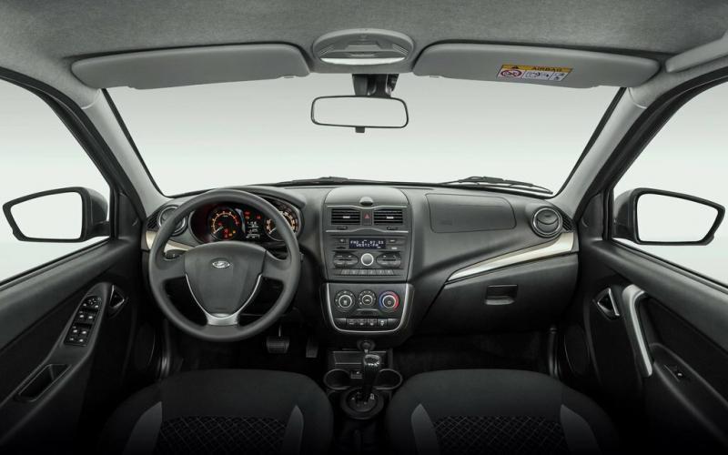 Лада Гранта с двигателем 1.8 литра уже в продается в Тольятти