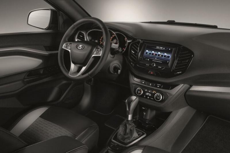 Lada Vesta - запустите такую в серию
