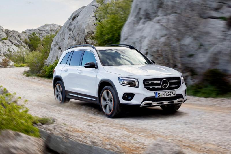 MERCEDES-BENZ GLB: «ГЕЛЕНДВАГЕН» ДЛЯ НАРОДА