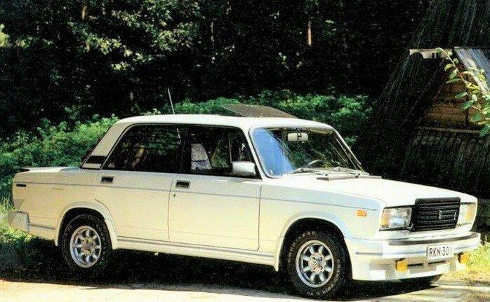 Модели LADA, которых не видели советские водители.