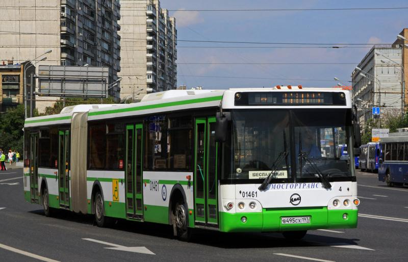 Могут, когда захотят: Лучшие отечественные автобусы.