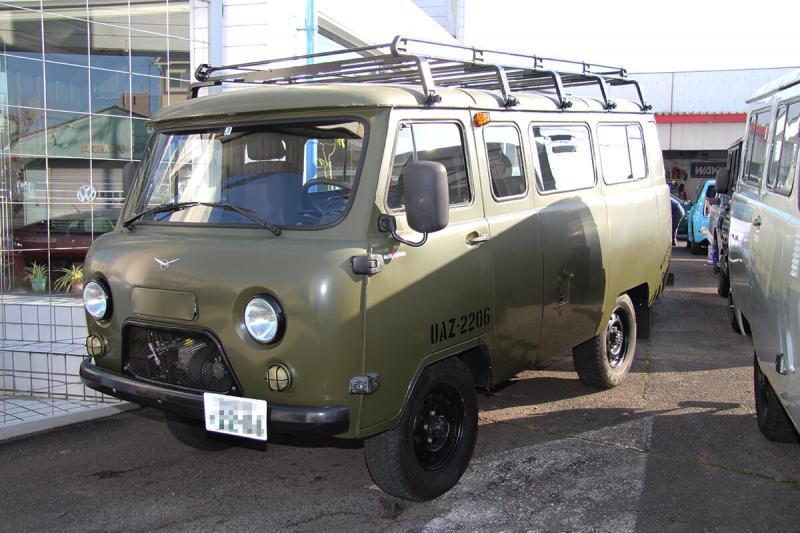 Новые УАЗы в Японии: чем отличаются от наших и сколько стоят?