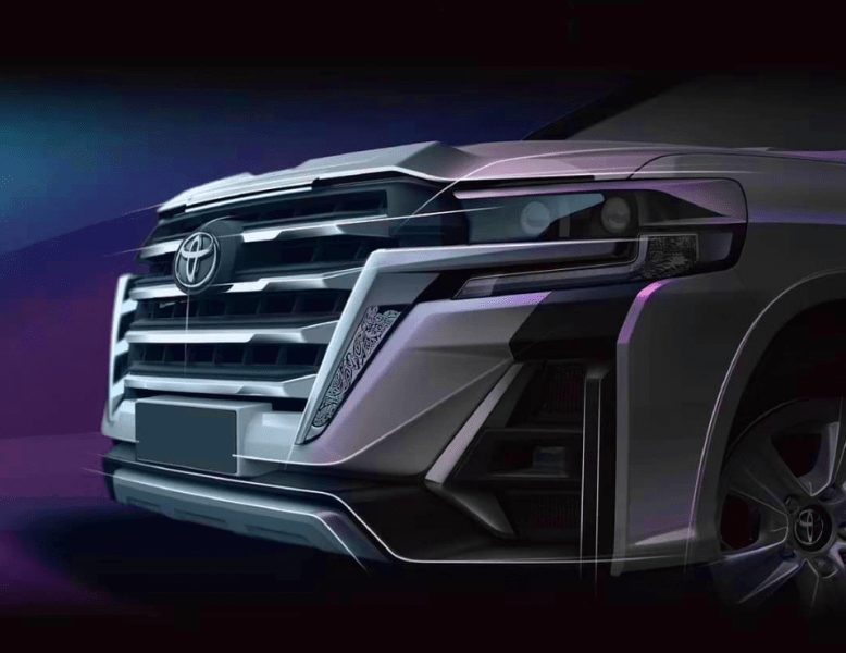 Новый Land Cruiser 300 - самый ожидаемый внедорожник