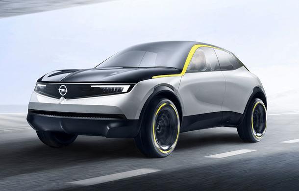 Новый Opel Mokka 2021 уже на тестовых испытаниях