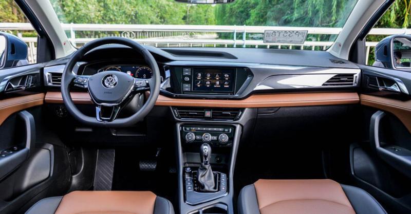 Новый внедорожник Volkswagen Tharu 2020 для России. Фото