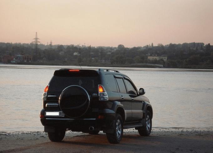 Обзор Toyota Land Cruiser Prado 120 III за 1 миллион рублей