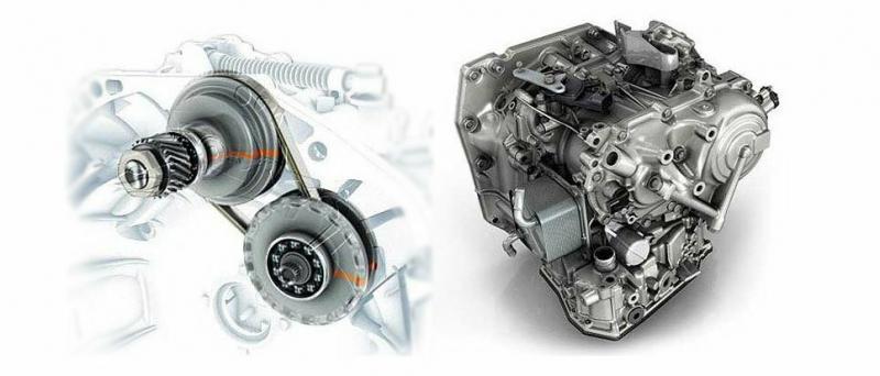 Особенности работы и эксплуатации вариатора JF015E на Lada Vesta