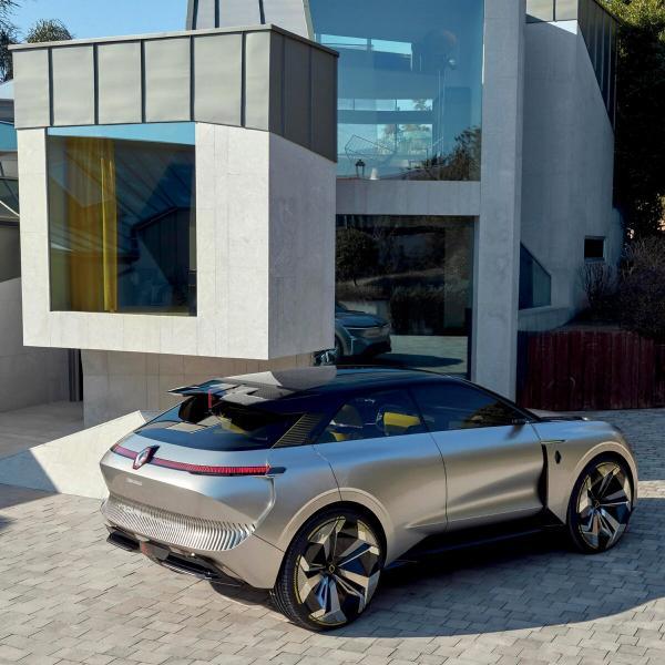 Renault готовится к выпуску электромобилей