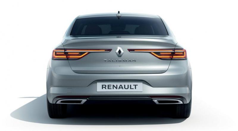 Renault Talisman 2020. Красив, но недоступен