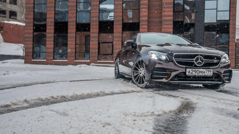 Сколько Mercedes в AMG?