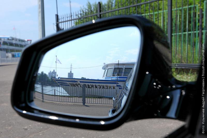 Тест-драйв BMW 520i