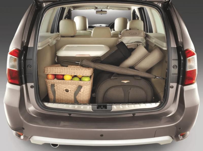 Топ-4 бюджетных авто c большими багажниками