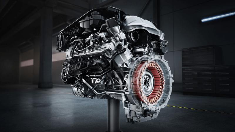 У грузовика - сил меньше! Что выдаёт 4.0 V8 от Mercedes?