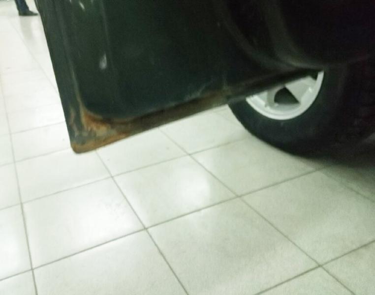 УАЗ Патриот с пробегом 174000 км. Джеки чан, люфты и коррозия