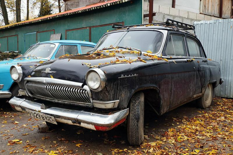 """""""Жигули"""" - лучший советский автомобиль"""