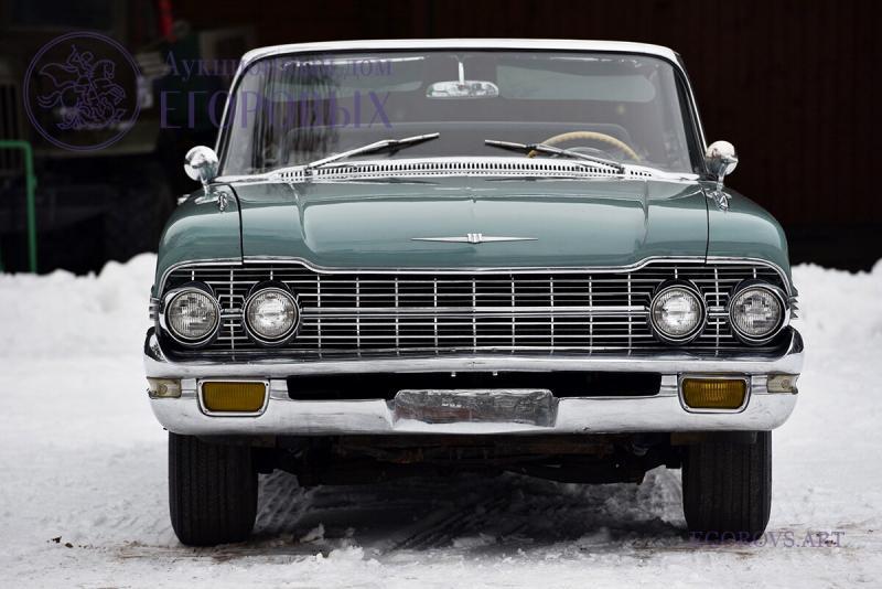 ЗИЛ-111Д, советский кабриолет за 100 млн рублей