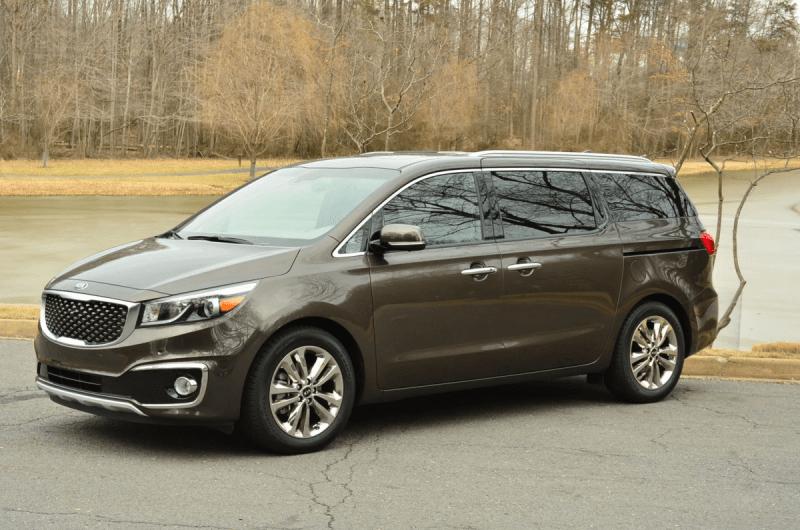 10 авто для большой семьи. Краткое сравнение