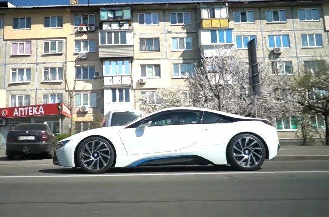 BMW i8. Будущее, оставшееся в прошлом