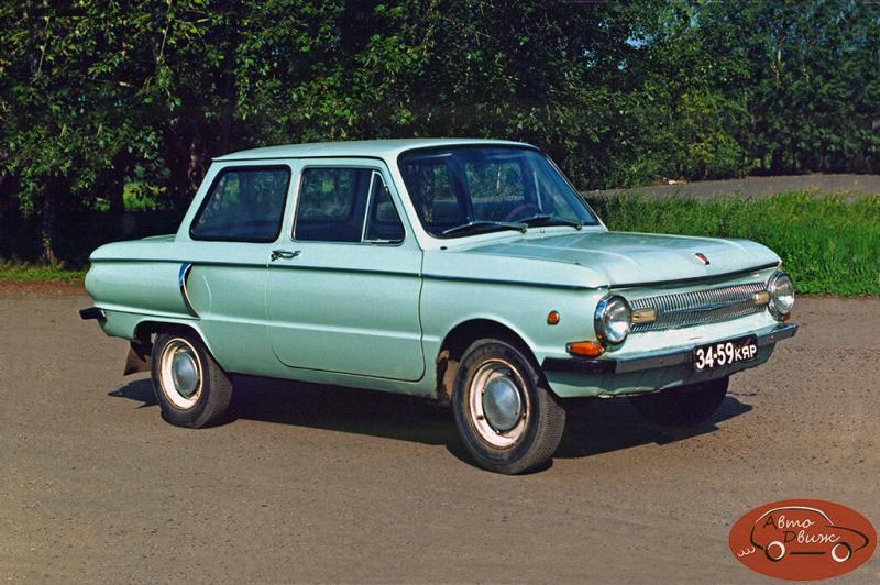 Был ли в СССР автопром, или там делали «только калоши»...