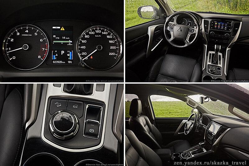 Что лучше: Mitsubishi Pajero Sport или старый Pajero 4?