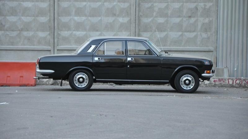 ГАЗ-Волга, если бы ее разработал современный АвтоВАЗ - я бы взял