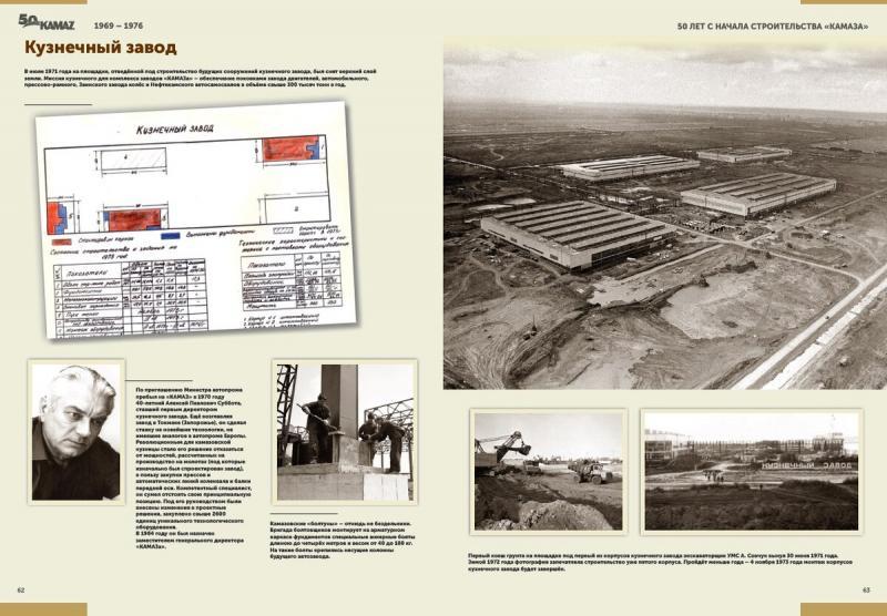 История Кузнечного завода «КАМАЗа» — часть 1
