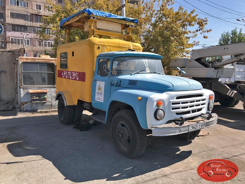 Какие автомобили встречаются на дорогах Армении