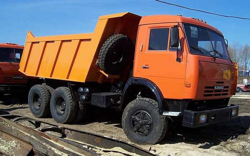 КАМАЗ-55111 — на чём Россия въехала в XXI век