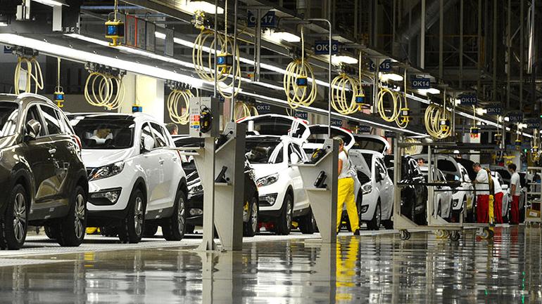 KIA первым возобновляет производство автомобилей в Европе