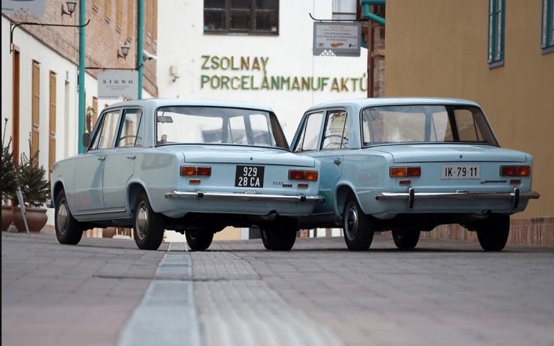 Клоны автомобилей. Кого копировала LADA? Часть 3