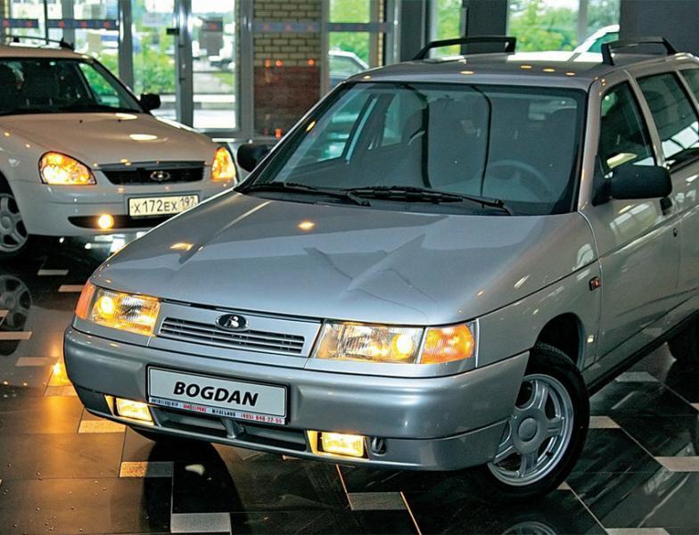Клоны автомобилей LADA под другими логотипами брендов. Часть 1