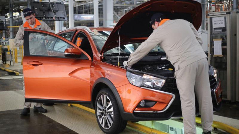 Новые Lada: первые фотографии моделей сборки ЗАЗ