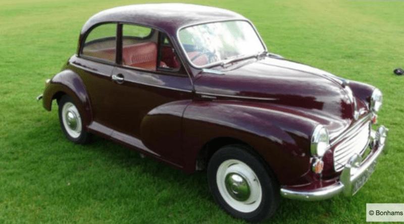 Первые автомобили королевских особ