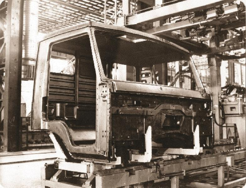 ПРЗ — это Прессово-рамный завод «КАМАЗа», часть 2