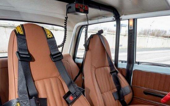 Раллийная версия седана ВАЗ снова показала себя миру (фото)
