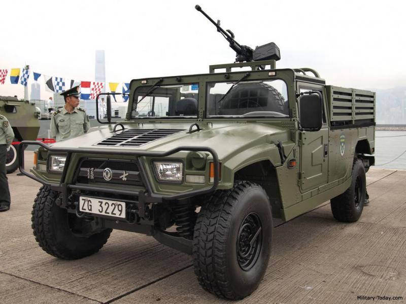 Внедорожники разных войск мира. Топ 7 от Украины до Канады.