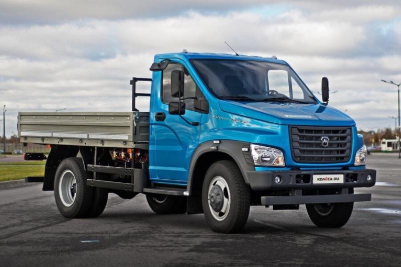 Десятка самых популярных грузовиков в России